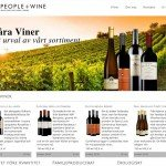 People & Wine: Catalogo  Online  WordPress
