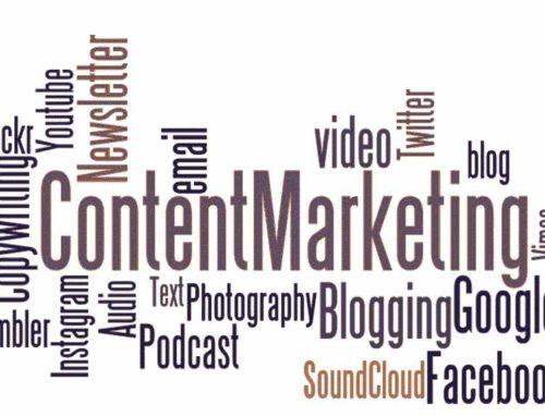 Posizionamento sui motori di ricerca addio: è il momento del Content Marketing