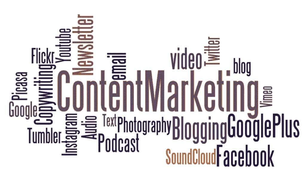 Content Marketing per il posizionamento sui motori di ricerca