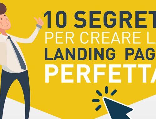 Infografica: 10 consigli per creare una landing page perfetta