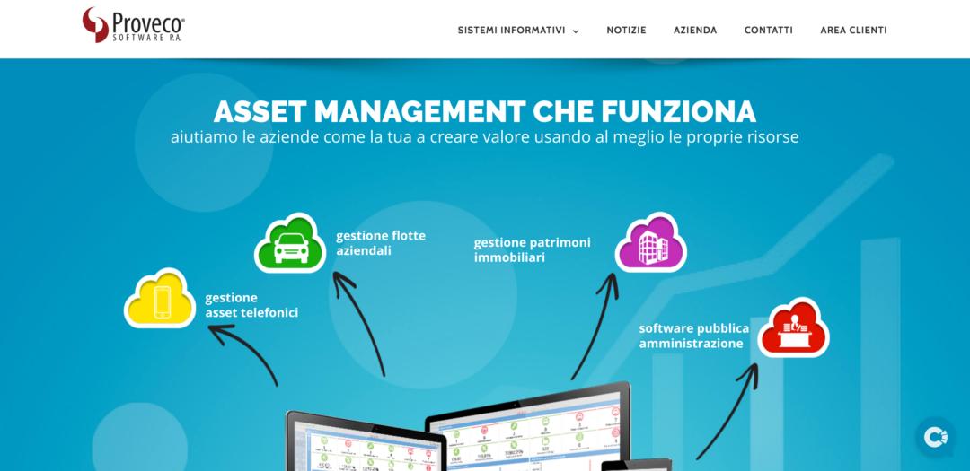 Proveco.it - Homepage